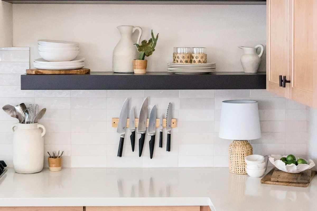 frugal accessories in kitchen